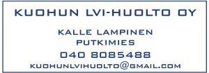 Kuohun LVI-Huolto Oy