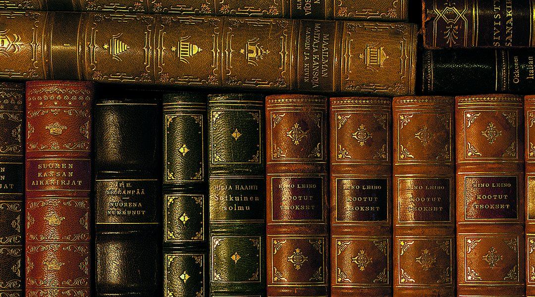 Kuinka kirjasto tuli Petäjävedelle?