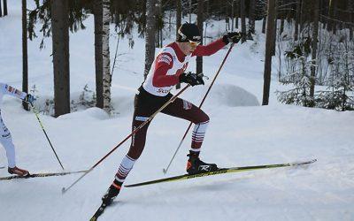 Mahtavia urheilu-uutisia: Helanderille kulta- ja hopeamitalit nuorten SM-hiihdoista