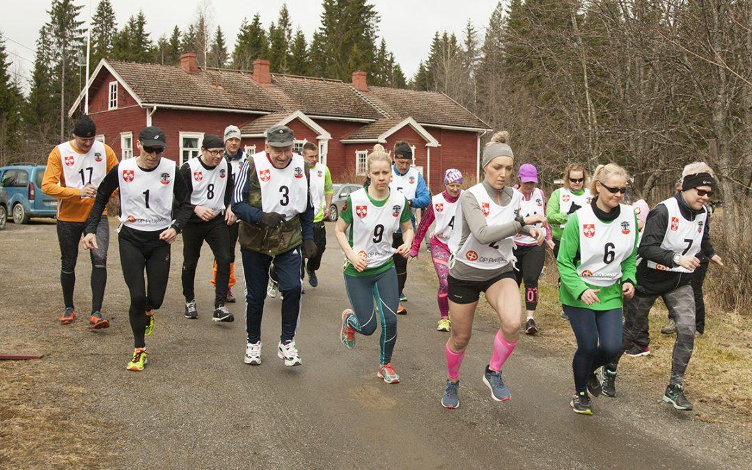 Heikkilänperän hölkästä Regions Cuppiin