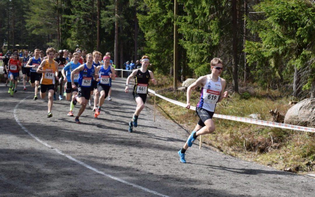 Eemil Helanderille maastojuoksun suomenmestaruus