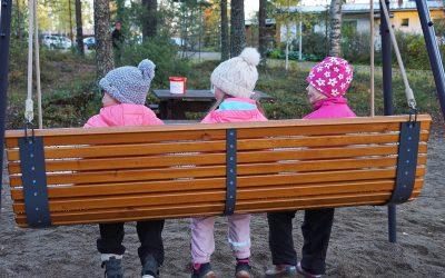 Litman puistoon satsaus otettiin riemulla vastaan