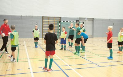 Futsalkerhot rantautuivat Petäjävedelle
