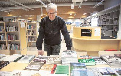Ruorasen listalta löytyvät kirjat kertovat Petäjävedestä ja petäjävetisistä (Vain tilaajille)