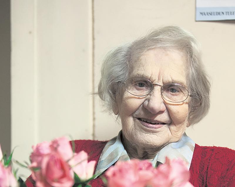 Petäjäveden vanhin nainen täytti sata vuotta (Vain tilaajille)