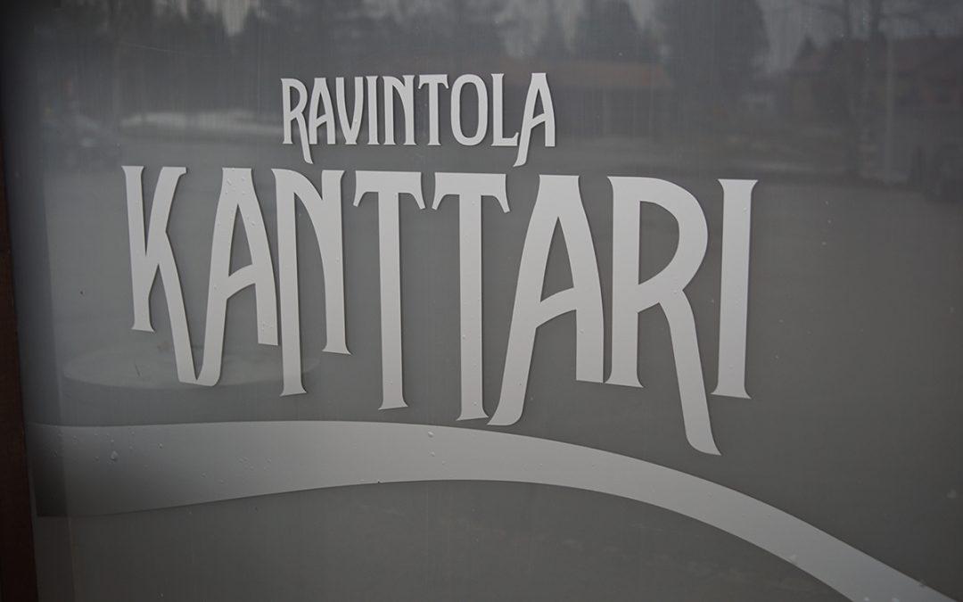 Tänään Kanttariin!