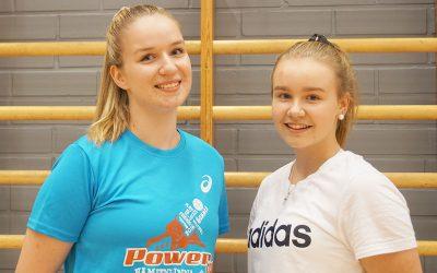 Tähdentekijät: Henna ja Emma ovat syksyn valmentajatulokkaat