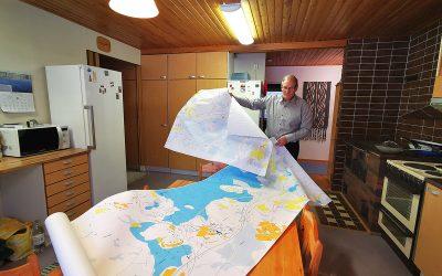 Kintaudella on juotu Jyväskylän vettä jo parikymmentä vuotta
