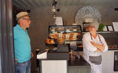 Vanhan kirkon lähellä on tänä kesänä monipuoliset kahvilapalvelut (Juttu vain tilaajille)