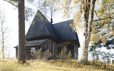 Kyläläisten visioissa vanha kirkko näkyy kauas ja on läsnä kaikilla aisteilla (Juttu vain tilaajille)