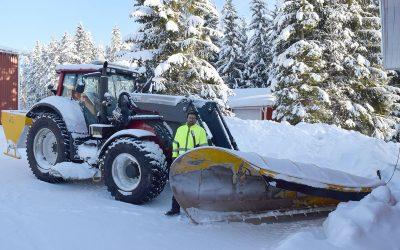 Nykytalvina liukkaus lunta isompi ongelma